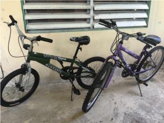 Dos (2)bicicletas una mongoose  y otra huffy, Puerto Rico