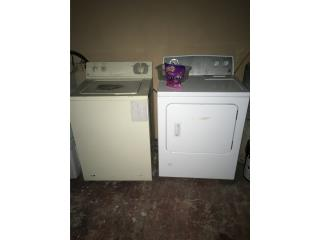 Secadora de gas kenmore, Puerto Rico