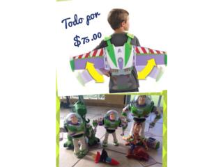 Mu�ecos Toy Story, Puerto Rico