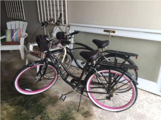 DOS bicicletas Schwinn, Puerto Rico