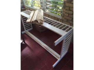 camita Ikea para ni�os sin colchon en madera, Puerto Rico