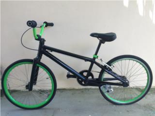 Bicocleta BMX 20 DK, Puerto Rico