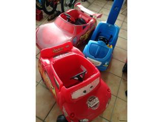 3 carros car todos $60, Puerto Rico
