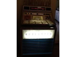 Vellonera whurlitzer 1966 mod 310 solo $850, Puerto Rico