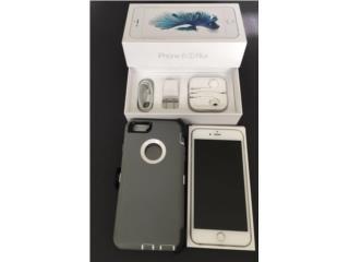 iPhone 6s Plus 64 gb de claro, Puerto Rico