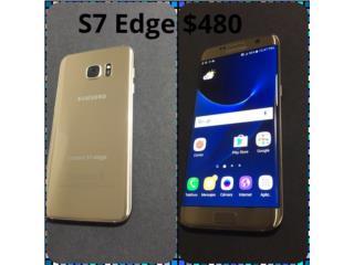 Galaxy s7 Edge t-mobile SALDO, Puerto Rico