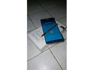 Samsung Note 5 de Claro Gold!!, Puerto Rico