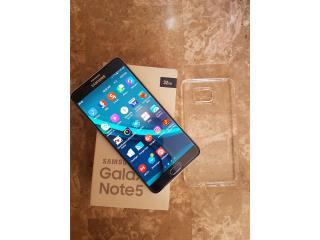 Samsung galaxy Note 5 (unlock), Puerto Rico