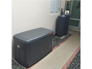Honeywell 17 Kw todo incl pipote 5995, Puerto Rico