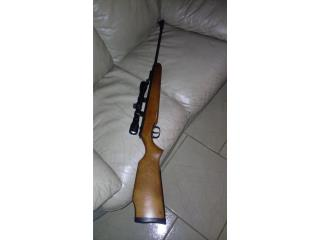rifle ruger cl 1.77, Puerto Rico