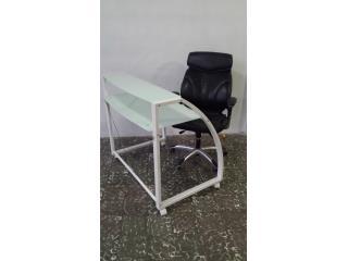 escritorio y silla ejecutiva, Puerto Rico