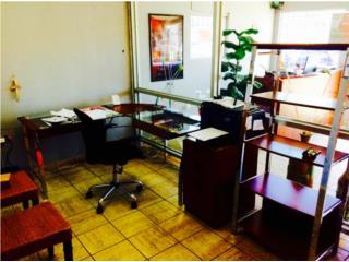 Vendo escritorios sillas e impresora, Puerto Rico