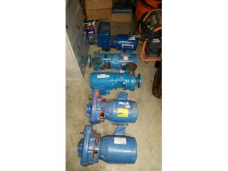 5 WATER PUMPS USED $500, Puerto Rico
