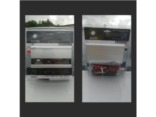 Covertidor de corriente 1500W, Puerto Rico