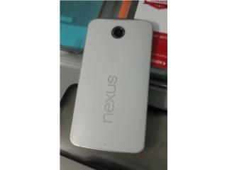 Nexus 6 64gb perfectas condiciones Unlock, Puerto Rico