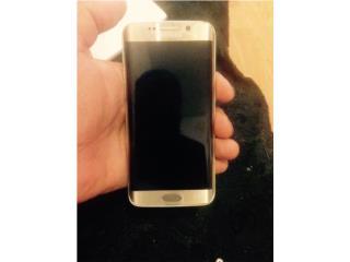 Samsung Galaxy S6 borde de f�brica de oro 32g, Puerto Rico
