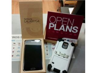 Samsung Galaxy S5 nuevo Open Mobile, Puerto Rico
