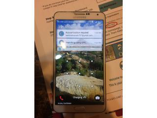 Galaxy Note 3 CLARO 150$, Puerto Rico