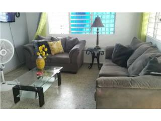 se vende juego.sala color gris, Puerto Rico