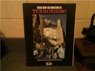 REVISTA CON LOS EVENTOS DEL 9/11  10.00, Puerto Rico