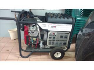 Planta Electrical 13,000 KW, Puerto Rico