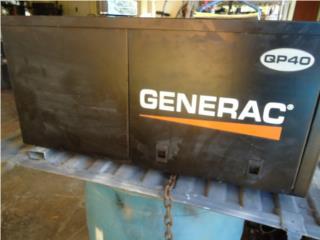 generador generac 3600 wats, Puerto Rico