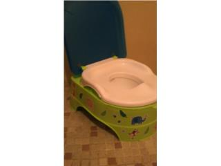 potty training , Puerto Rico