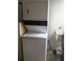 Combo lavadora y secadora el�ctrica, Puerto Rico