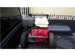 maquina d precion comercial 3700libra honda, Puerto Rico