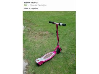 Scooter, Puerto Rico