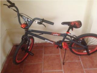 Bicicleta Mongoose , Puerto Rico