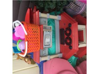 Cocina de juguete con accesorio, Puerto Rico