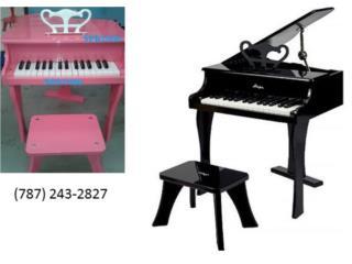 PIANO PARA NI�O O NI�A NUEVO EN CAJA, Puerto Rico