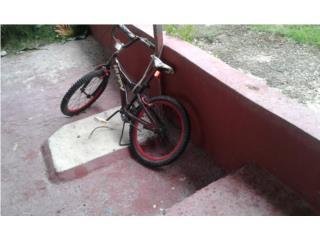 Bicicleta Huffy 20' , Puerto Rico