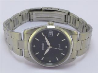 Reloj Seiko de Mujer, Puerto Rico