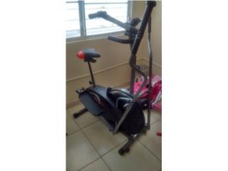 Bicicleta de ejercicios, Puerto Rico