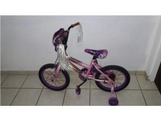 Bicicleta de Niña Huffy 16