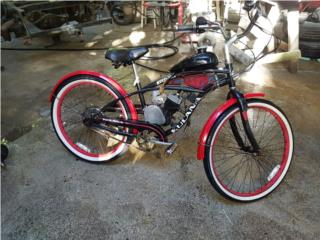 2 bicicletas motor por no usar $400, Puerto Rico