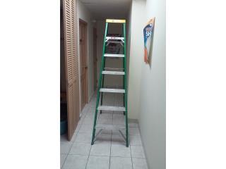 Escalera de 8 pies, Puerto Rico
