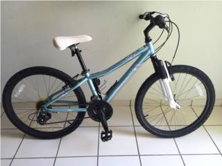 Bicicleta Raleigh Ivi 24