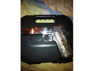 Pistola colt 45 , Puerto Rico