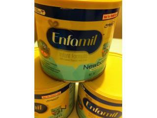 Formula Enfamil new born $5, Puerto Rico