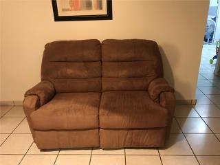 Mueble Reclinable Doble, Puerto Rico
