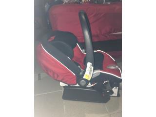 Car seat Peg perego $40, Puerto Rico