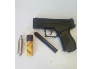 Pistola co2 de bolines , Puerto Rico