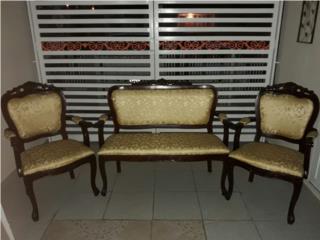 Muebles rusticos, Puerto Rico