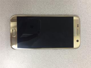 Samsung galax y S7, Puerto Rico