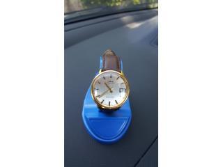 Reloj Mido automatico del 1960, Puerto Rico
