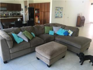 Elegante muebles de sala, Puerto Rico