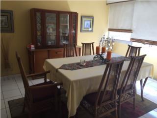 Muebles de Sala y Comedor en Rattan, Puerto Rico